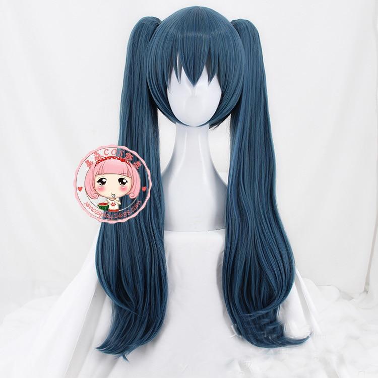 Anime Tokyo Ghoul Re Cosplay Costume Yonebayashi Saiko Hair Long Ponytail Heat Resistant Synthetic Women Girls' Party Hair лежанка для животных добаз цвет светло розовый серый 65 х 65 х 20 см