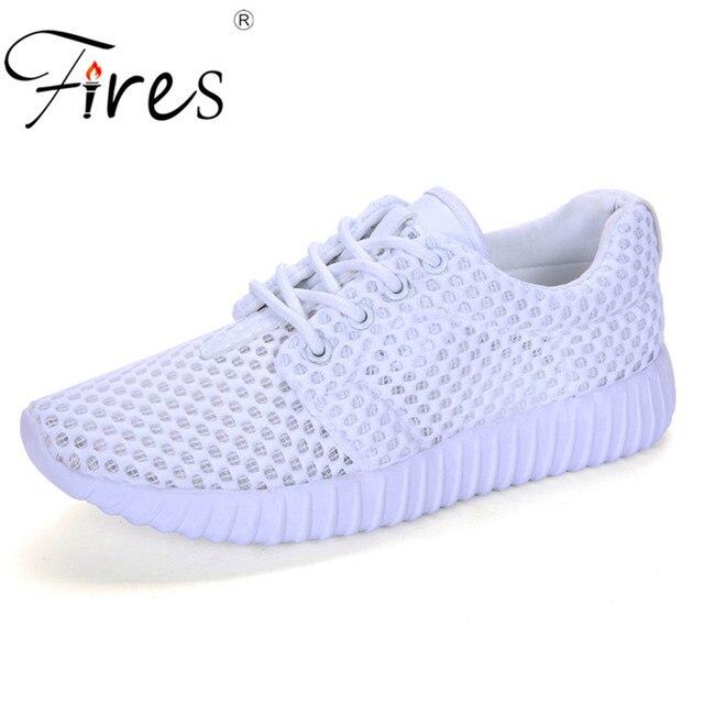 Wanita Menjalankan Sepatu Olahraga Perempuan Sepatu Non Slip Redaman musim  panas Luar Sepatu Berjalan Pria Semua 8b8768228e