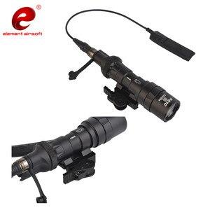 Image 3 - Element Airsoft Tactical Flashlight Surefir M600C   Hunting Lamp Rifle Scouting Gun Weapon Light EX442