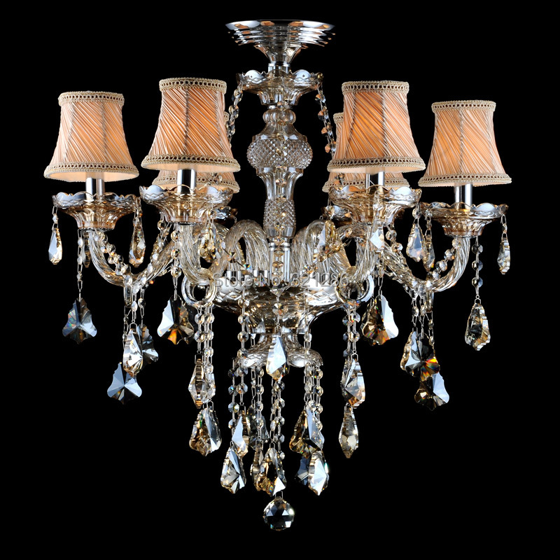 New Modern Crystal Chandelier Home Lighting lustres de cristal Decoration Chandeliers and Pendants Living Room Lamp modern crystal chandelier light living room decoration crystal pendants and chandeliers home lighting indoor lamp e14 led candle