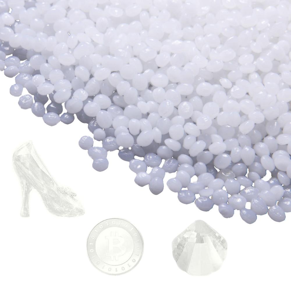 Thermoplastic Friendly Plastic DIY aka Polycaprolactone Polymorph Pellet Newest 100g