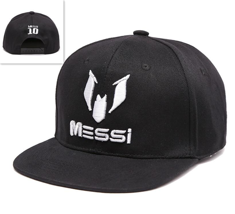 Gelernt 2018 Wm Neue Stickerei Ronaldo Cr7 Neymar Njr Snapback Baseball Cap Messi Hüte Mann Frauen Ny La Baumwolle Hüfte Hop Caps Gorras