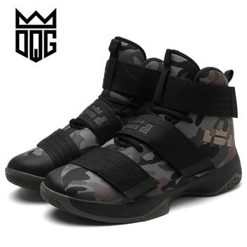 Zapatillas de baloncesto DQG para hombre, zapatillas deportivas para hombre, zapatillas deportivas de nailon transpirables, Zapatillas para hombre, zapatos de Jordan para exteriores