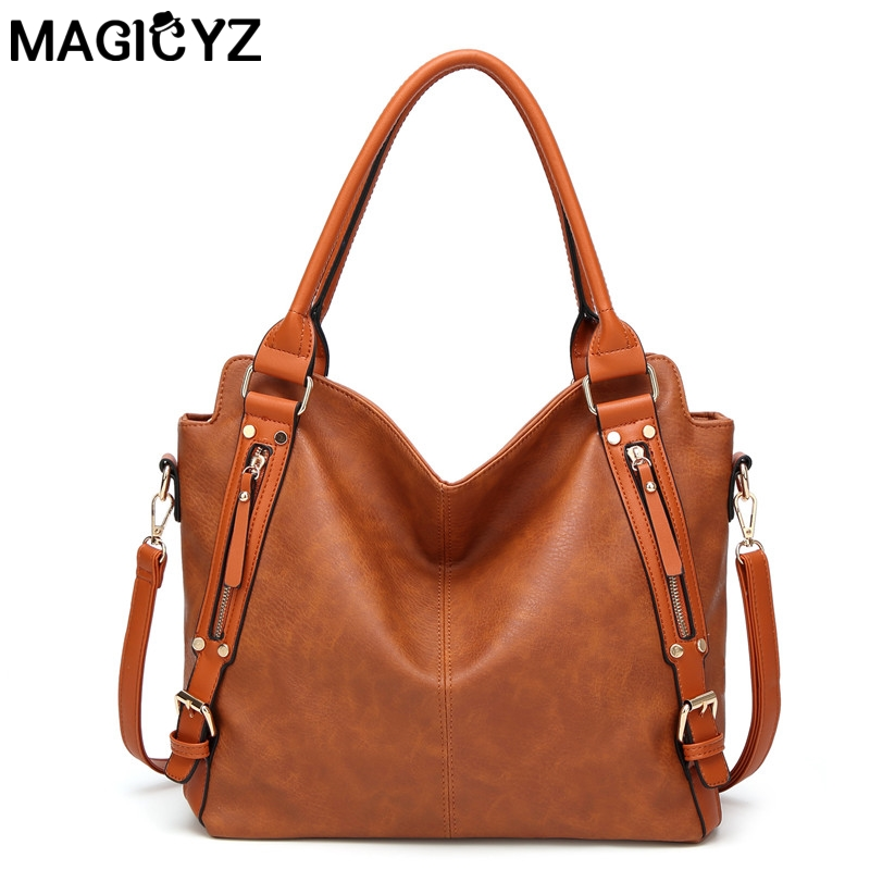 Luxury Designer Women Messenger bag 2017 Trapeze Smiley Tote Bag For Ladies Leather Bags Handbag Women Famous Brand Bolsos Mujer