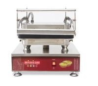 Cheese custard machine Food machinery Children's food truck DIY Microfood  facility 3200w Western tool cookies|Sandwich Makers| |  -