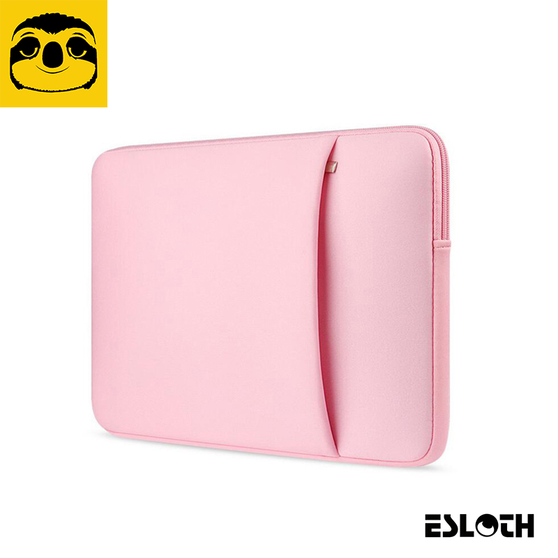 Pink For New ThinkPad X1 Soft Laptop Sleeve Bags Protective Zipper for All 14 inche Notebook Case Computer Cover 370*260*13mm