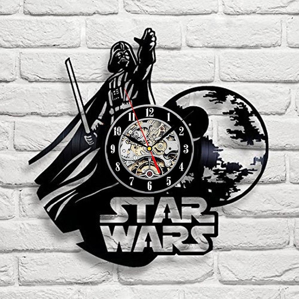 Star Wars Wall Clock 5