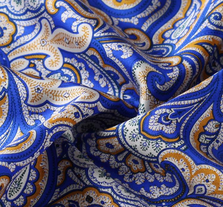RA01 HN08B1 Blue Yellow Paisley 33cm (2)