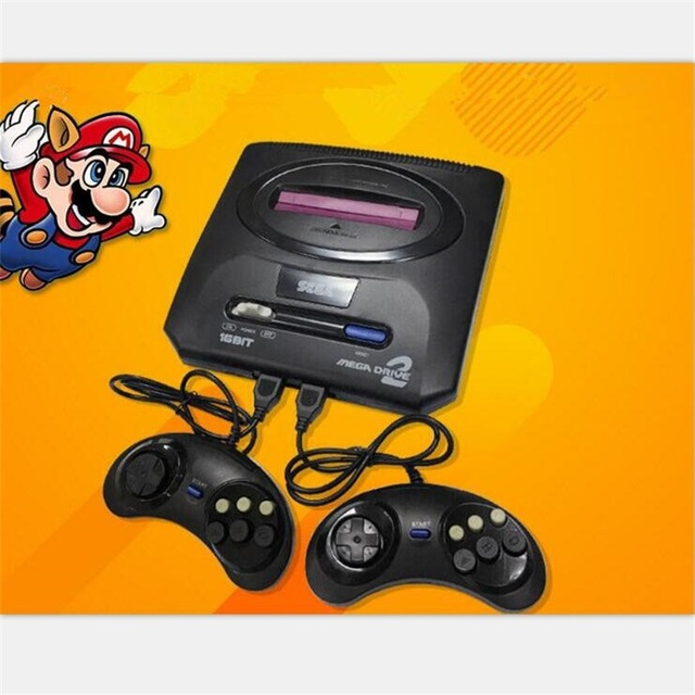 Classic Nes Consola de Videojuegos de 16 bits TV Game Console Nep TV Consola de Juegos con Dos Gamepads compatible con 400 en 1 cartucho