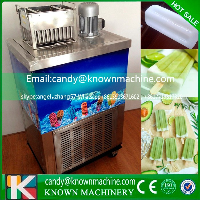 high quality popsicle ice cream machine with low price with 40 sticks 2500pcs per day Popsicles s004 high quality popsicle mold ice cream with spherical ice box