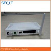 GPON ONU with 4 internet ports+ wifi+ CATV
