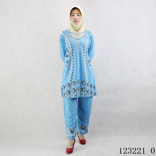 57baac49f14 Ice silk salwar kameez printing Pakistani clothing 2 piece suit traditional  india womens clothing free shipping 123220