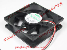 Free Shipping For Nidec U92T12MUA7-52, J23 DC 12V 0.25A 3-wire 85mm 90x90x25mm Server Square Cooling Fan