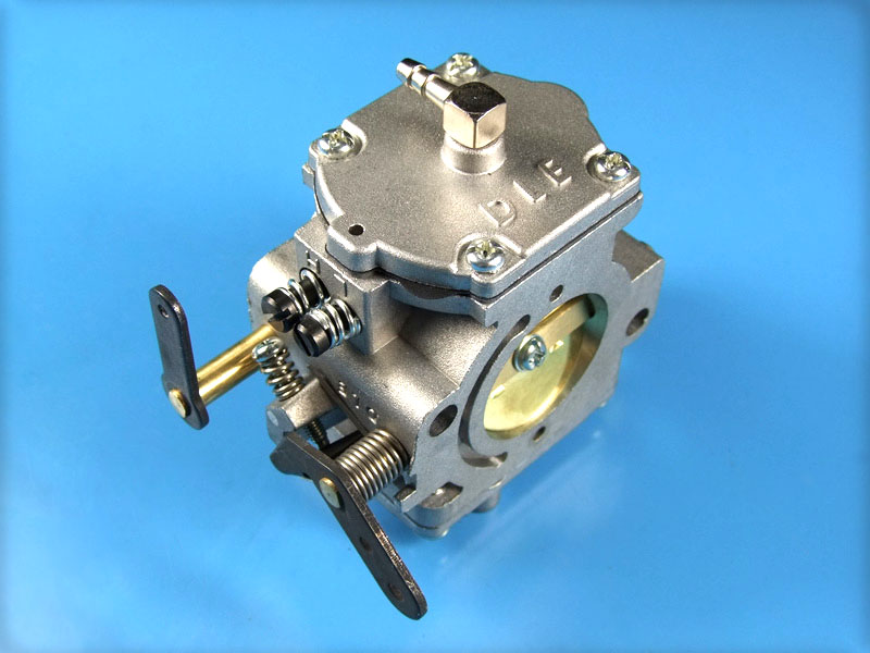 DLE170 Carburetor Original For  170cc DLE Gas Engine aluminum water cool flange fits 26 29cc qj zenoah rcmk cy gas engine for rc boat