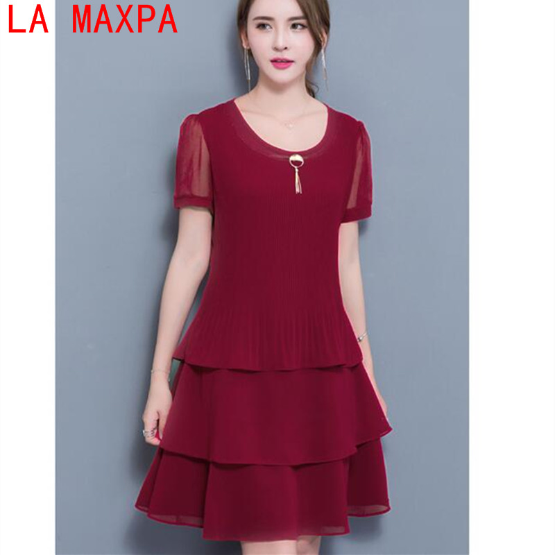 Buy plus size women cocktail dresses 4xl and get free shipping on  AliExpress.com 7929ea2ca07d