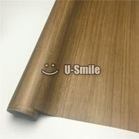 Acacia Дерево текстурированные зерновая наклейка винил обёрточная бумага плёнки Стикеры для стены мебель салона автомобиля Размеры: 1,24X50 м/Roll