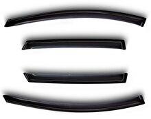 Дефлекторы окон for 4 door KIA Sorento Prime 2015-