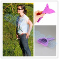400pcs Women Urinal Travel kit Outdoor Camping Soft Silicone Urination Device Stand Up & Pee Female Urinal Toilet