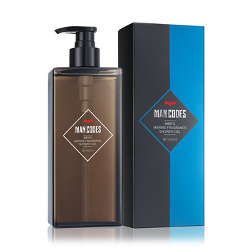 MENCODES 400ml Men Perfume Shower Gel