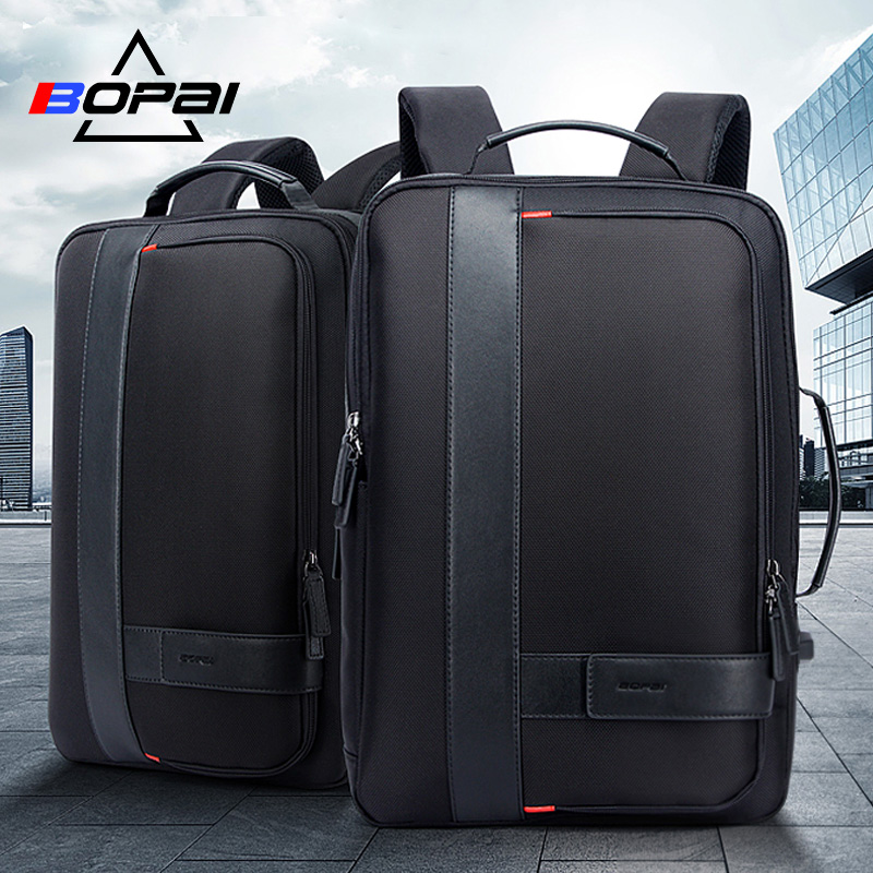 Multifunction USB Charging Enlarge Men 15.6 inch Laptop Backpacks For Teenager Fashion Male Travel Antithief Waterproof Backpack