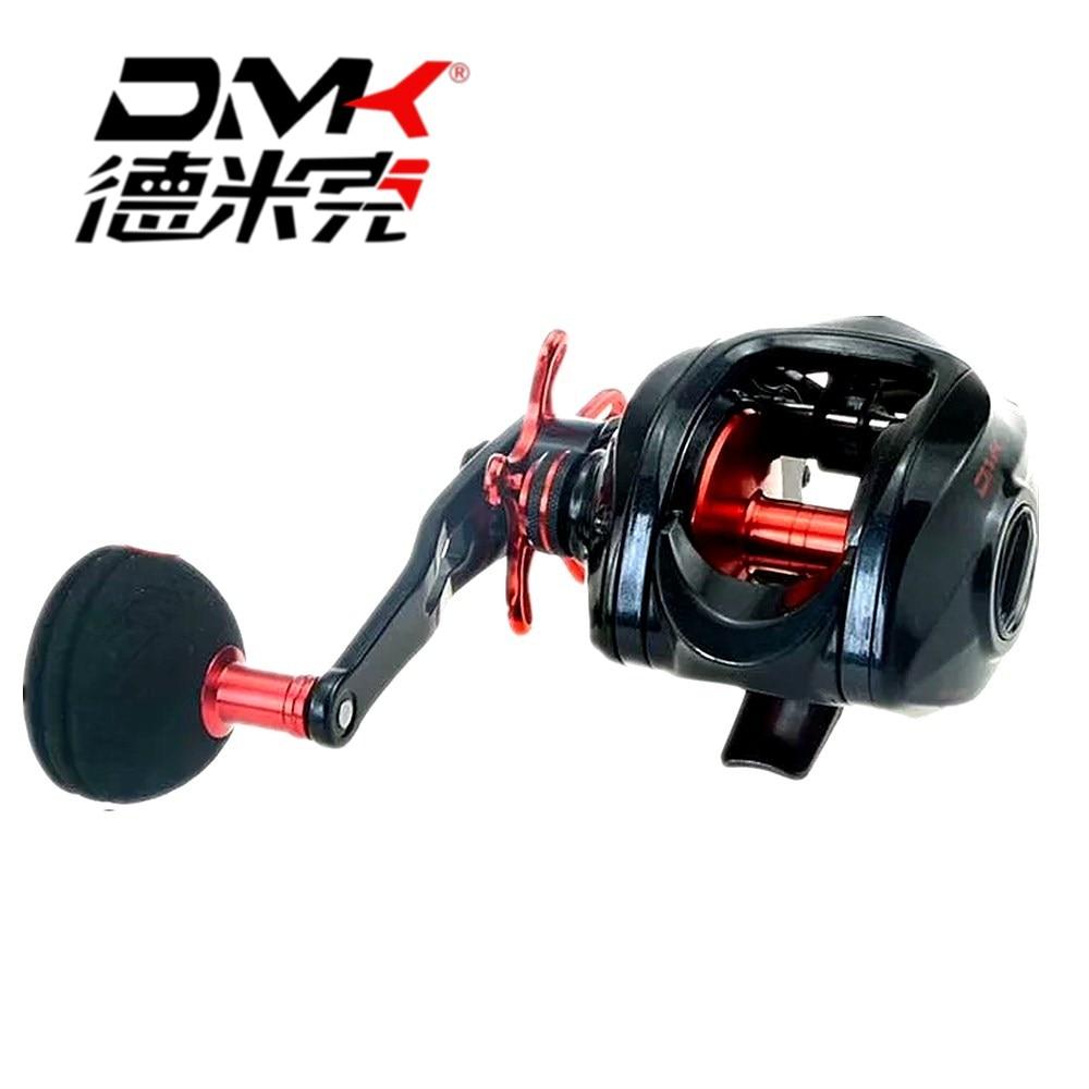 DMK Baitcasting Fishing Reel 7 0 1 7 1BB High Speed Max Drag 8kg Large Capacity