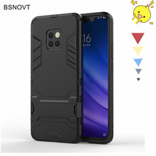 For Huawei Mate 20 Pro Case Plastic Hard Bumper Anti-knock Cover 6.3 BSNOVT