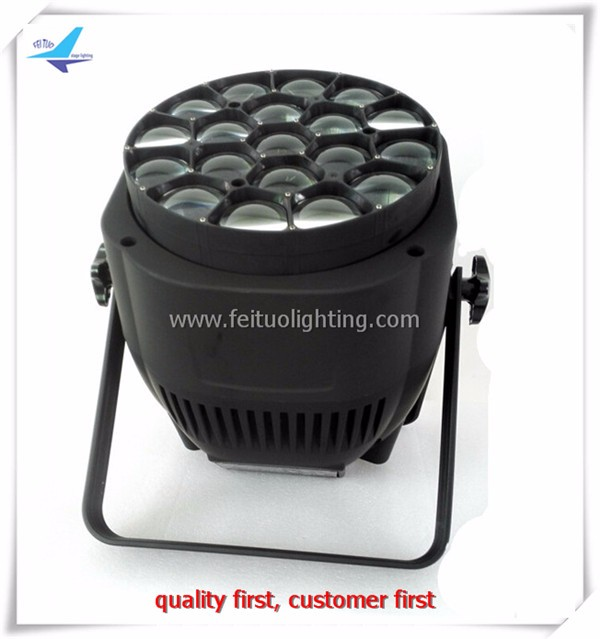 19x15w zoom bee eye par03