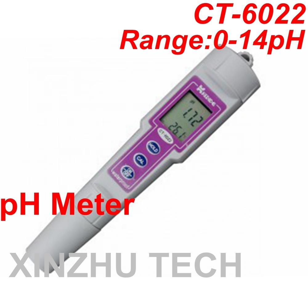 New Style CT-6022 Waterproof pH Meter Digital pH Meter pH Value Measurement And Control Instrument Measurement Range Of 0-14 pH michelle dirksen fair value measurement