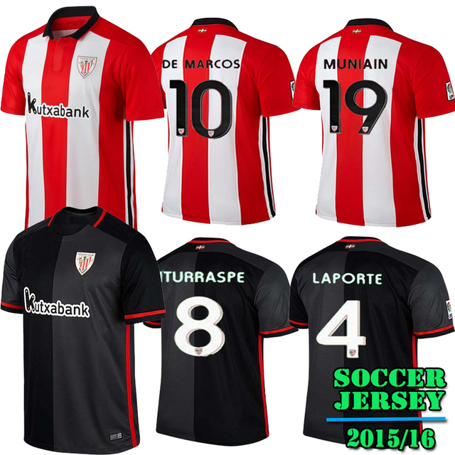 Camiseta Athletic Club Iturraspe