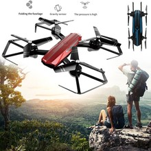 2019 RC Drones with hd Camera Helicopter Foldable Mini Drone FPV Quadcopter Aircraft Selfie 8809W VS JY018 H43
