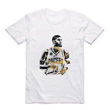 Modal Basketball Mens T-Shirt Russell Westbrook/Anthony Davis/Paul George/Donovan Mitchell Printed Casual Top