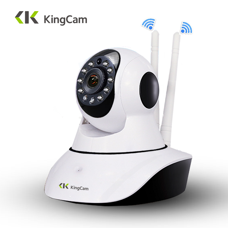KingCam Drahtlose 1080 p Wifi Kamera Home Security IP Kamera Überwachung Smart PTZ Kameras Wi-fi Nachtsicht CCTV Audio IP cam