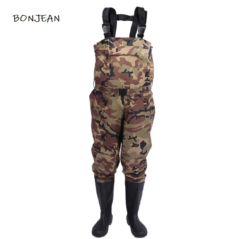 70D Nylon And PVC Chest Waders 100% Waterproof  Daiwa Fishing Clothing For Man And Women