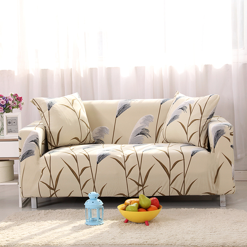 Fahion New Cotton Pastoral Slipcover Sofa Cover Tightly ...