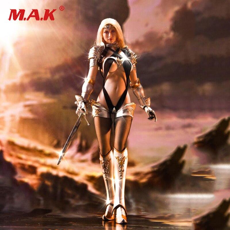 1/6 Scale Lucifer Fiona Armor Clothes Set LXF1702 F 12'' Female Body Figure