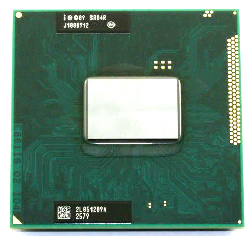 Original I3 2310M CPU notebook Processor i3-2310M 3M Cache 2.10 GHz SR04R Laptop PPGA988 support PM65 HM65 chipset