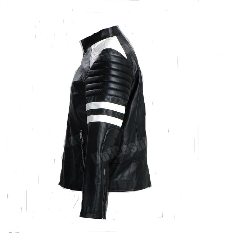Costumes Hommes De Fight Durden Veste Nouveaux Club Cosplay Tyler XO08O