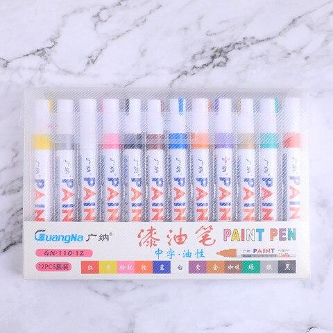 12 vibrante colorido a prova dwaterproof agua