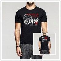 New Print Japan Japanese Samurai T Shirt Shotokan Karate Bujinkan Dojo Pro Wrestling Shinobi T Shirt