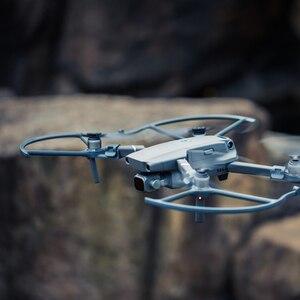 Image 4 - PGYTECH Pervane Guard için DJI Mavic 2 Drone Pervane Koruyucu Mavic için 2 Pro Yakınlaştırma Drone Aksesuarları