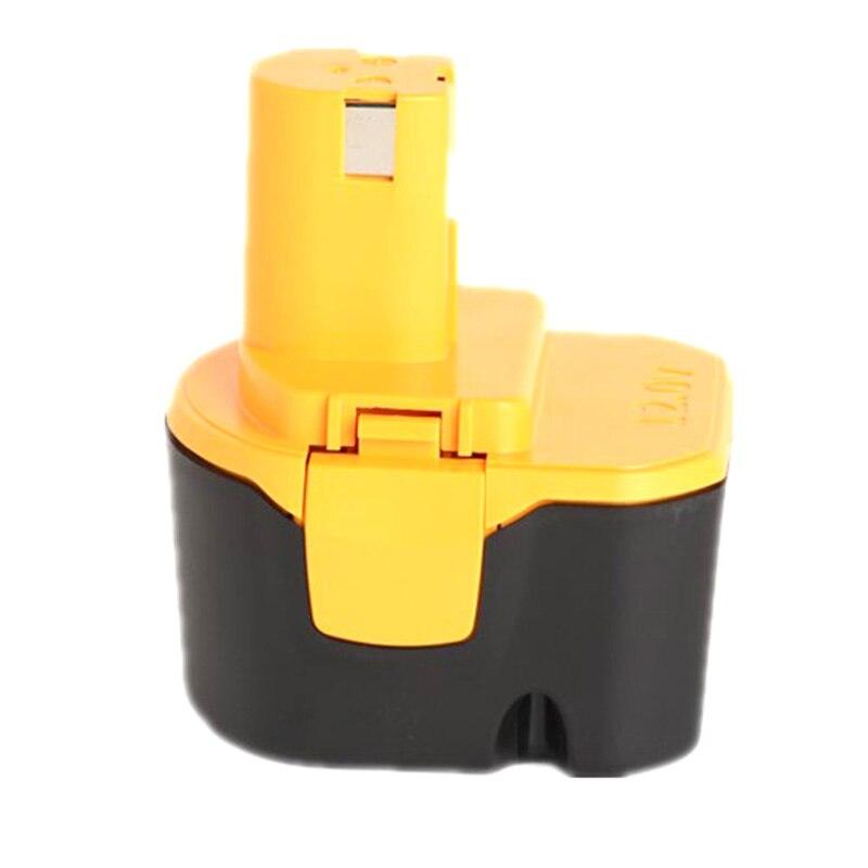 power tool battery,Ryo 12A,2500mAh,Ni Mh,CTH1202K/CTH1202K2/FL1200/HP1201KM2/HP1201M/R10510/RY1201/TDS4000/TF1100/TFD220