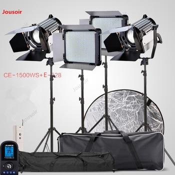 E528+150W Film Spotlight Micro Film Studio Photography Light Supplement Set CD50 T07