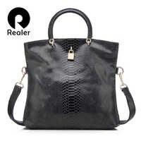 Realer frau handtasche Aus Echtem Leder Taschen Weibliche Schlange Muster Tote Tasche Top Qualität Leder Handtaschen Abend Kupplung Schulter Tasche