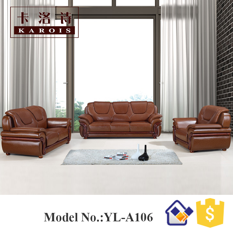 US $880.0 |Antique golden quality wood curved waiting room 1+2+3 seater  sofa chairs-in Living Room Sofas from Furniture on AliExpress -  11.11_Double ...