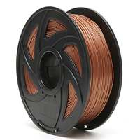 S SKYEE Aluminum Bronze Copper 3D Printer Filament Silk Texture Feeling 1kg Silky Rich Luster 1.75 mm PLA 3d Printing Materials