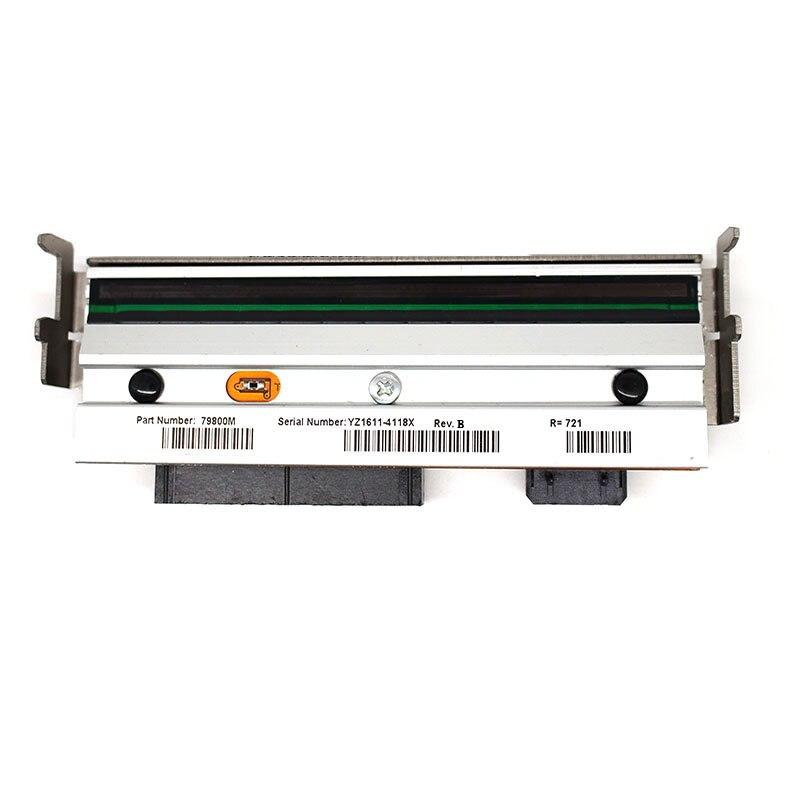 Novo 79800M ZM400 203dpi Da Cabeça De Impressão Para Zebra Térmica impressora de etiquetas de código de barras Da Cabeça de Impressão Térmica, garantia 90 dias, Frete Grátis