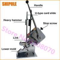 High Quality Manual U Shape Sausage Clipper Machine Small Sausage Clipping Machine Price