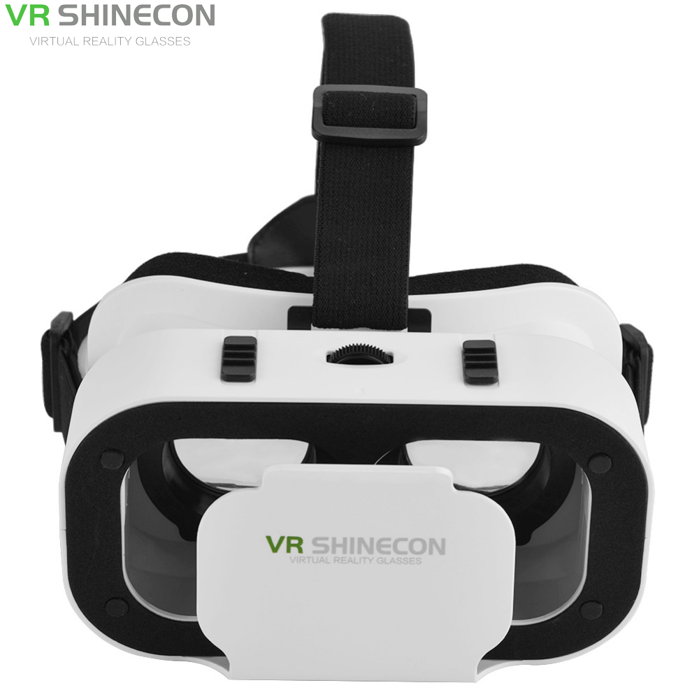 VR SHINECON 5 0 Glasses font b Virtual b font font b Reality b font VR