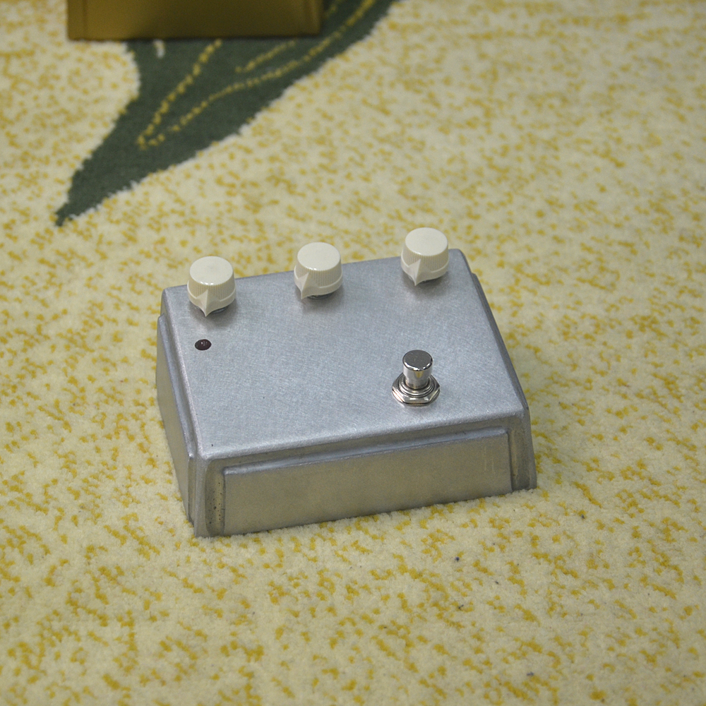 Klon MINI Silver Professional Overdrive Guitar Effect Pedal Klons Sound Free Shipping
