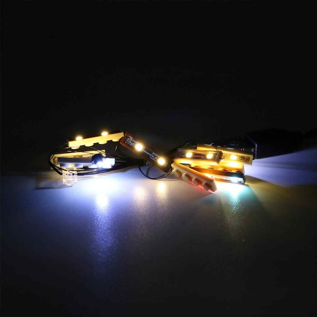 LED zestaw oświetlenia tylko dla obsługi Lego 21310 dla rybaka kabiny dla, będzie to doskonały zakup klocki klocki zabawki (Model nie jest wliczony w cenę)